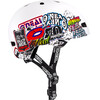 ONeal Dirt Lid ZF Fietshelm wit